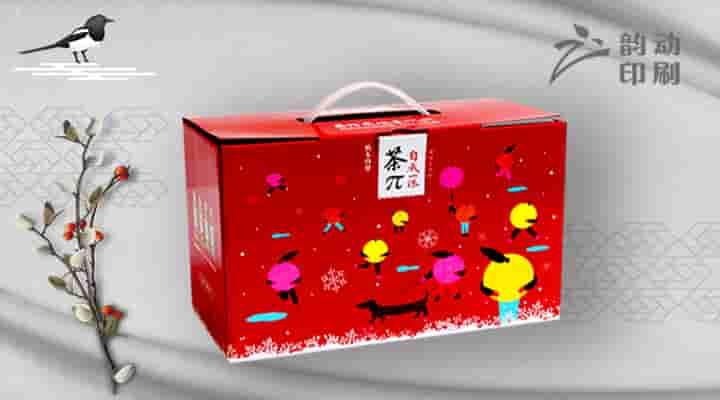 农夫山泉茶π包装礼盒